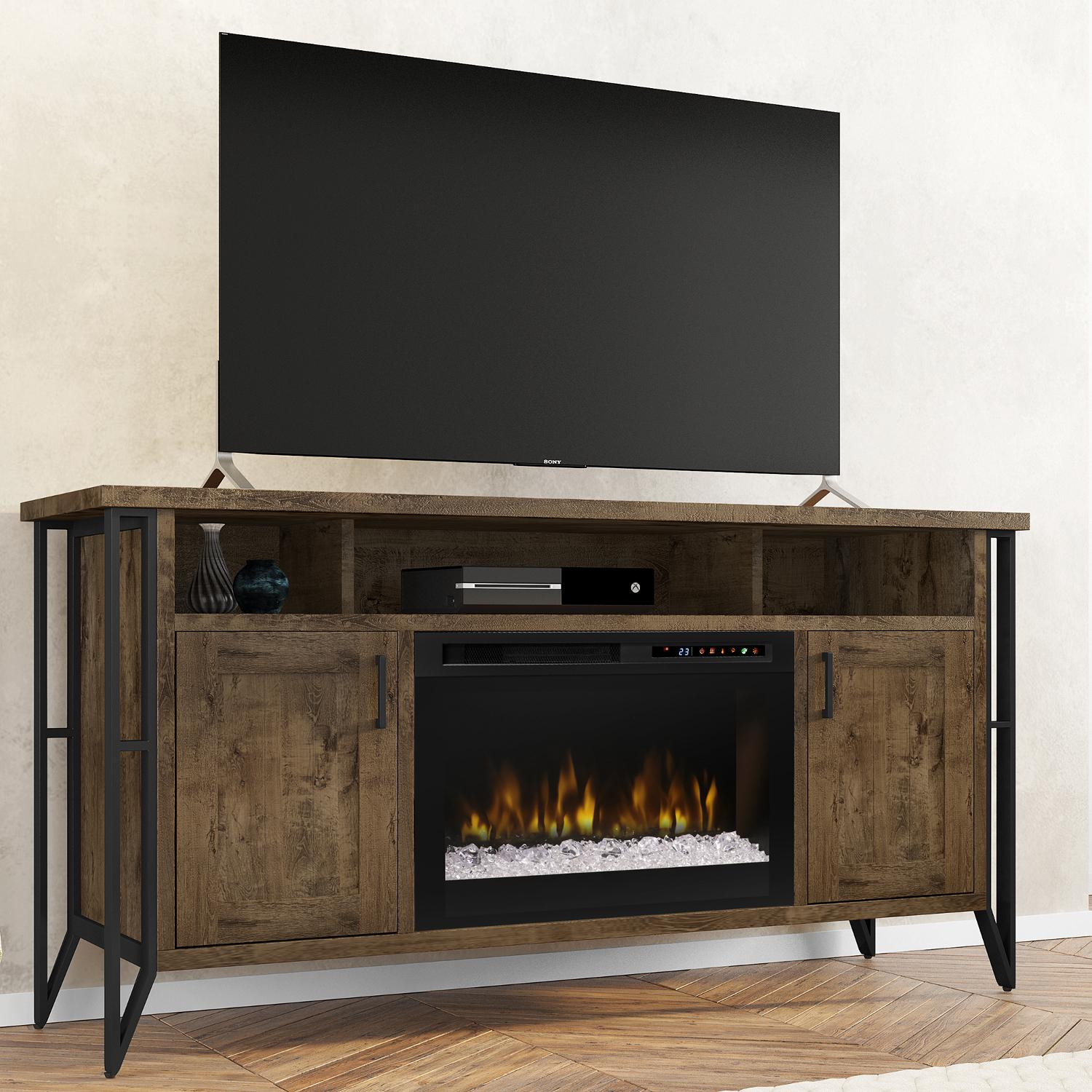 Dimplex Multi-Fire XHD Tyson 64-Inch Electric Fireplace M...