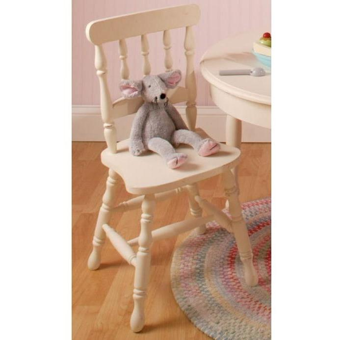New Arrivals Child Chair Pair - Flea Market White