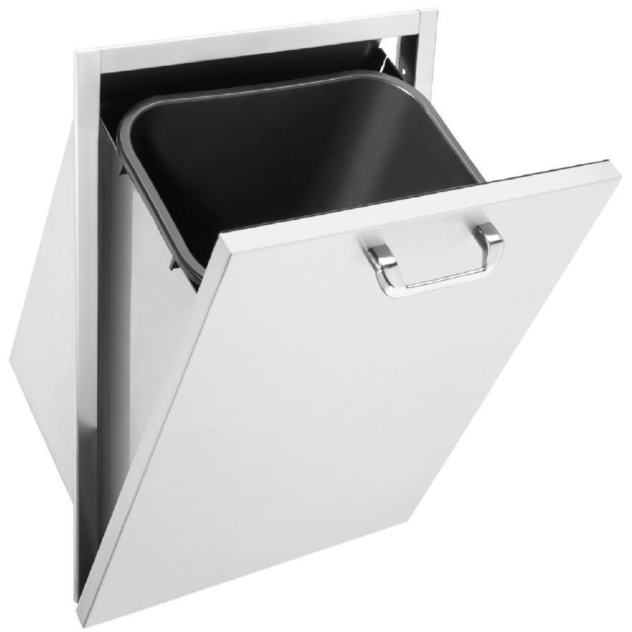 Lynx Sedona 18-Inch Outdoor Trash Center - L18TC