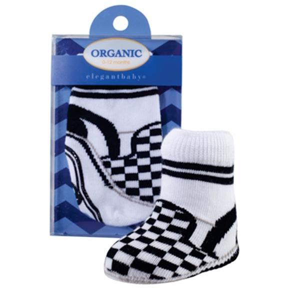 Elegant Baby Organic 1-Pair Sock Set - Stevies