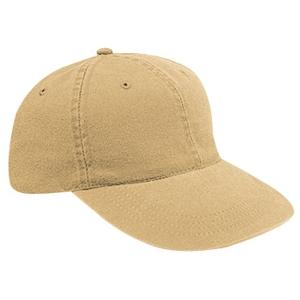 Otto Cap Washed Pigment Dyed Cotton Twill Unstructured Low Profile Pro-Style Cap - Vegas Gold, Discount ID 18-202-054