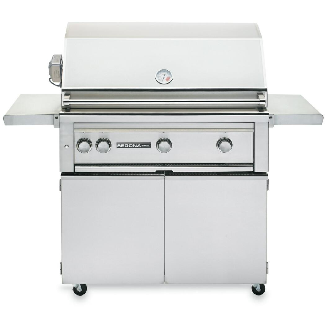 Lynx Sedona By Lynx 36-inch Propane Gas Grill On Cart With Prosear Burner And Rotisserie L600psr at Sears.com