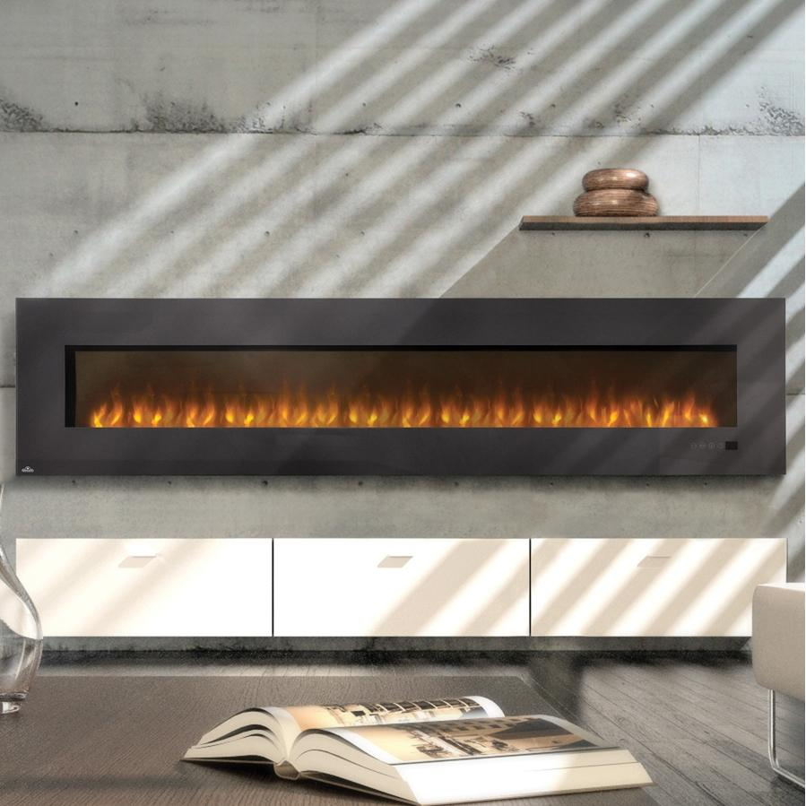 Fashionable Wall Mount Home Fireplaces U S A Canada