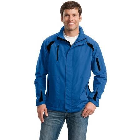 Port & Company All Season II Jacket 2XL - Snorkel Blue/Black 2788662