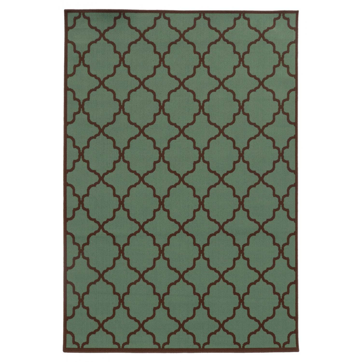 Oriental Weavers Riviera 5.3 X 7.6 Indoor/Outdoor Rug - 4...