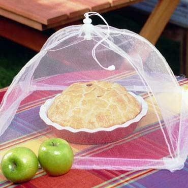 Collapsible Mesh Food Tent - 17 Inches