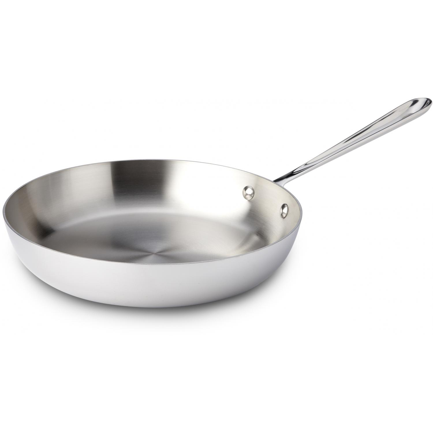 All-Clad Stainless 11-Inch French Skillet