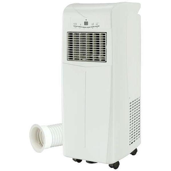 American Comfort ACW300C 10000 BTU Portable Air Conditioner With Remote Control - White