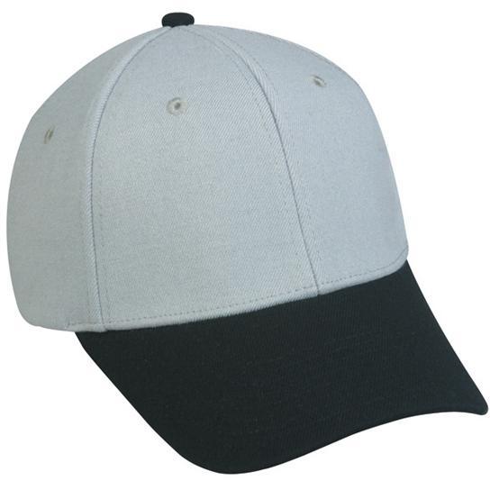Outdoor Cap ProFlex Acrylic Wool Cap XS / S - Lt.Grey / Black, Discount ID PFX-400-XS / S-050