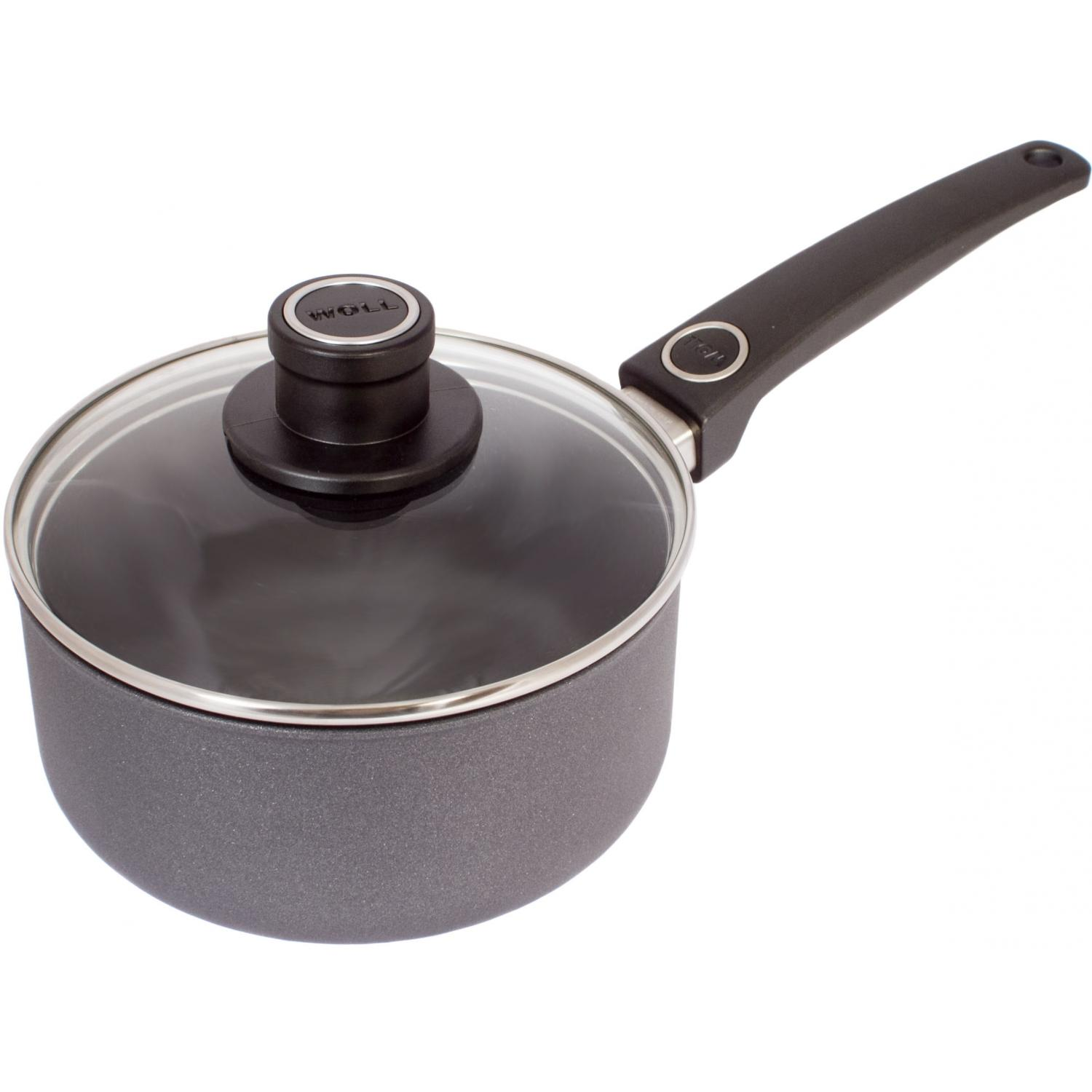 Woll Diamond Plus Induction 7 Inch 2 1 Quart Nonstick