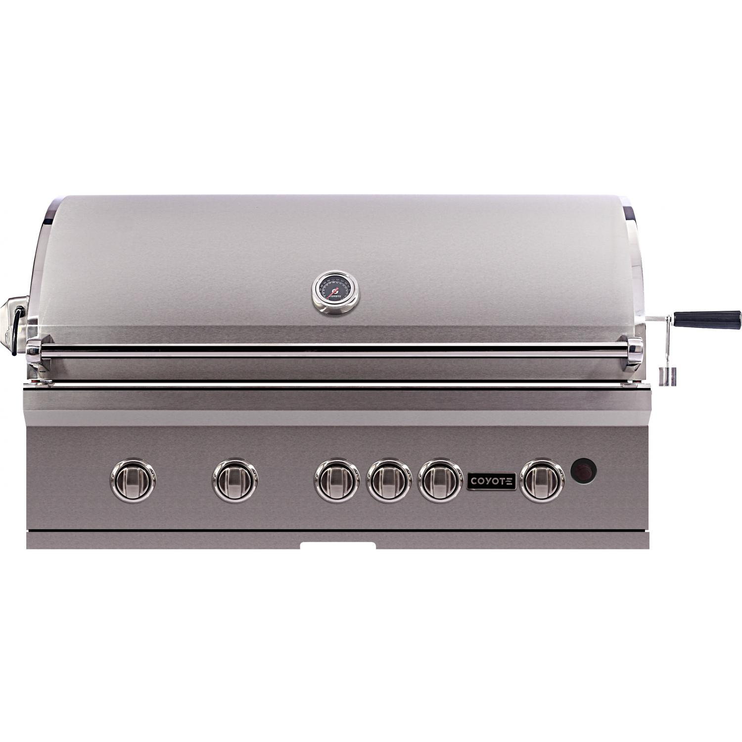 Coyote S-series 42-inch Built-in Natural Gas Grill at Sears.com