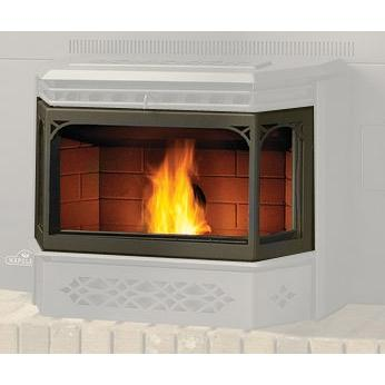 Napoleon GS3281K Pellet Stove Door - Black