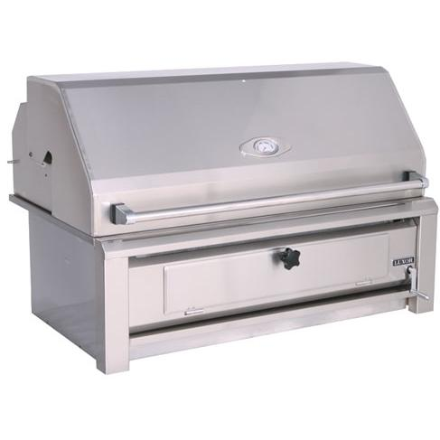 online luxor charcoal grills 42 inch built in charcoal grill aht 42 char bi sales here price. Black Bedroom Furniture Sets. Home Design Ideas