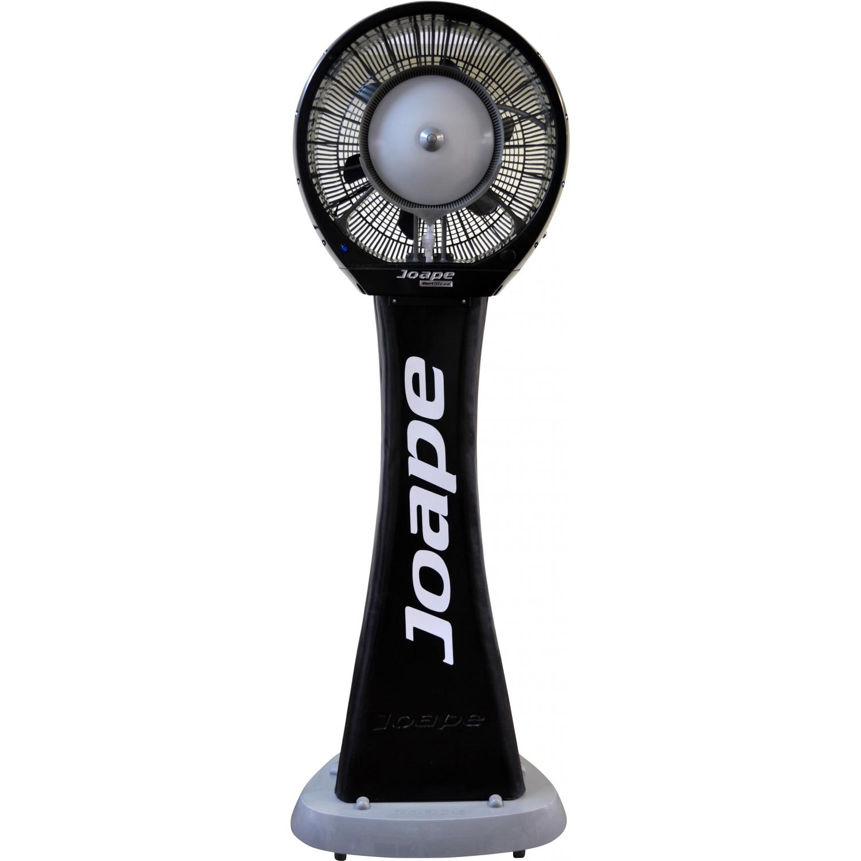 Joape Copacabana 660 Pedestal Outdoor Misting Fan - Black 2888610