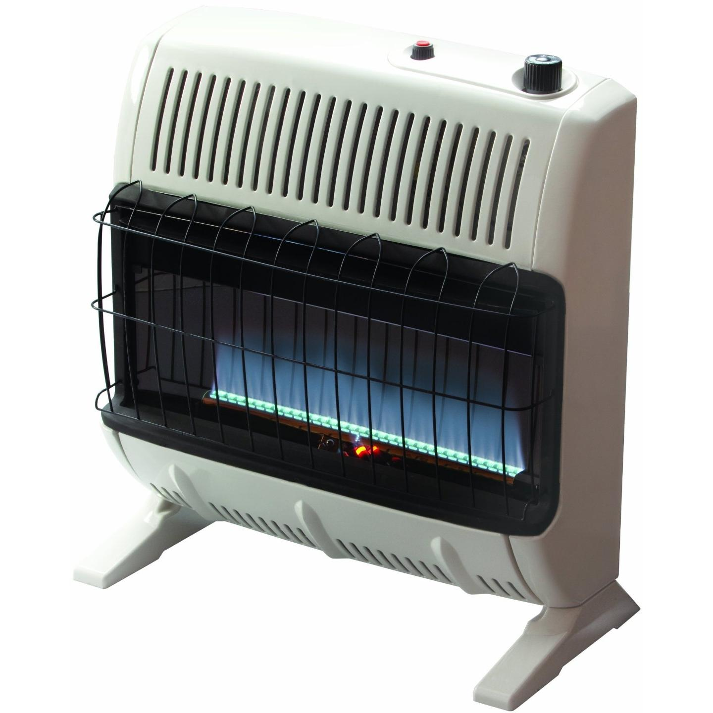 Heatstar 30,000 Btu Blue Flame Vent Free Propane Gas Space Heater at Sears.com