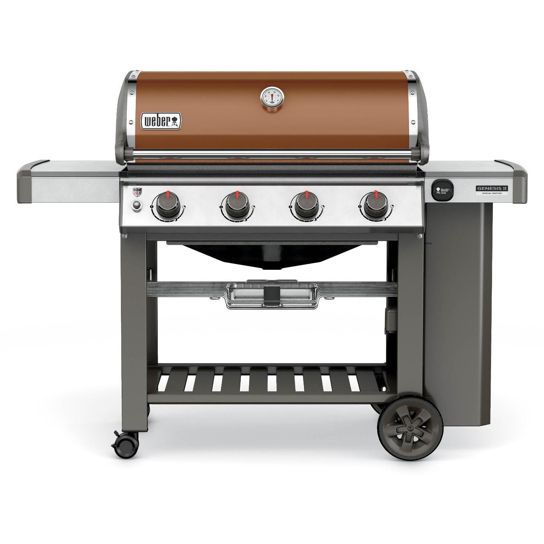 Weber Genesis II SE-410 Special Edition Freestanding Prop...