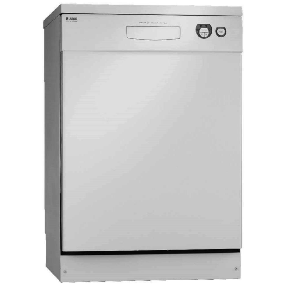 ASKO D5122XXLS 24-Inch XXL Dishwasher - Stainless Steel