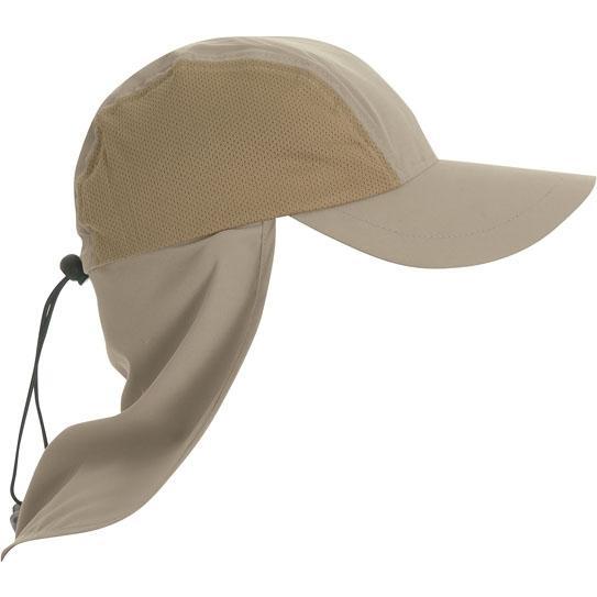 Cobra Caps Sunblocker Cap - Khaki