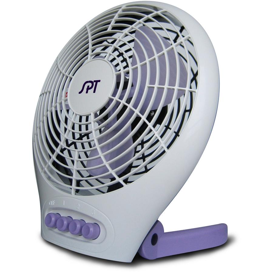 Sunpentown Desktop Fan, 7 Inch - SF-0702