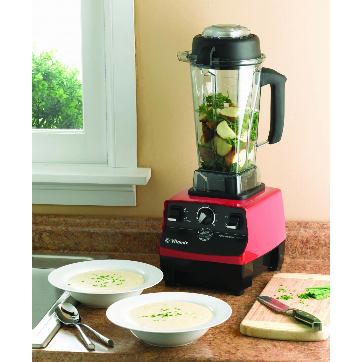 Vitamix CIA Professional Series Blender - Ruby