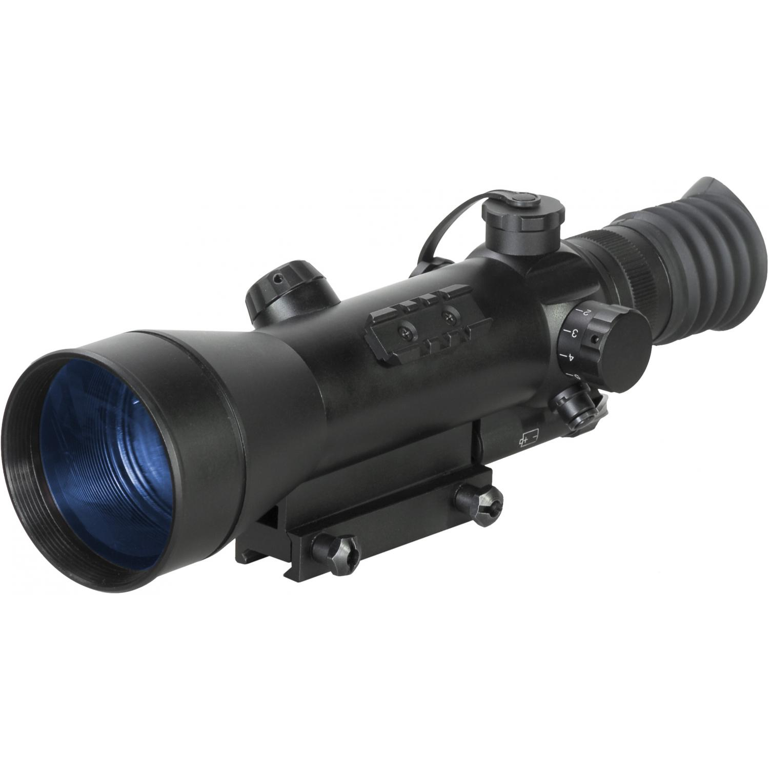 Atn Night Arrow4 Night Vision Weapon Sight With Gen Cgt 4x Magnification - Nvwsnar4c0