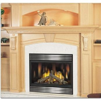 Napoleon BGD42 Direct Vent Natural Gas Fireplace