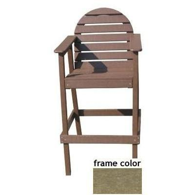 Eagle One Recycled Plastic Captains Chair - Driftwood
