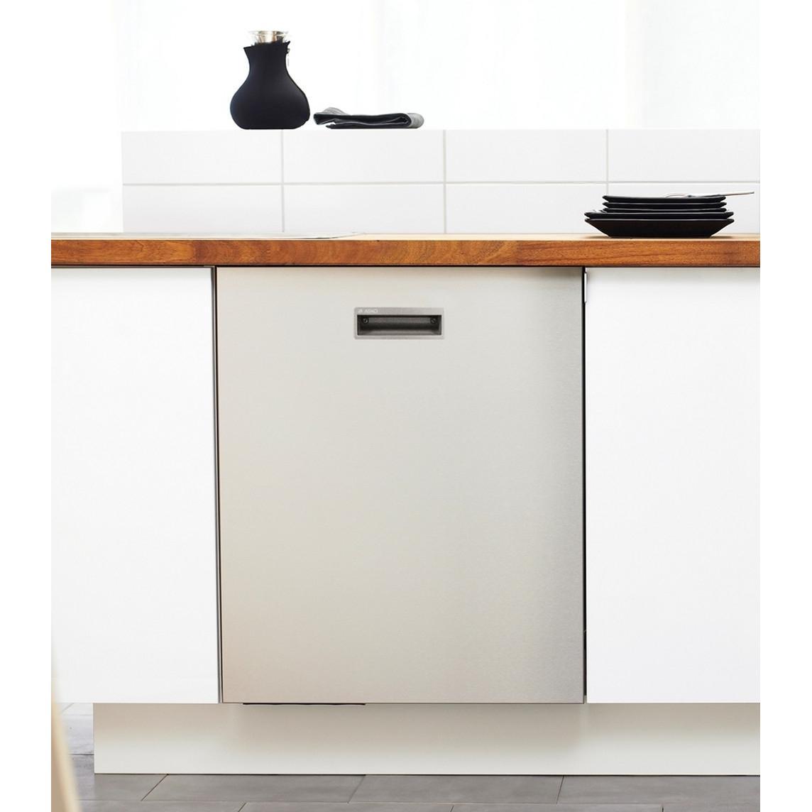 ASKO D5223XXLFI 24-Inch XXL Dishwasher - Custom Panel
