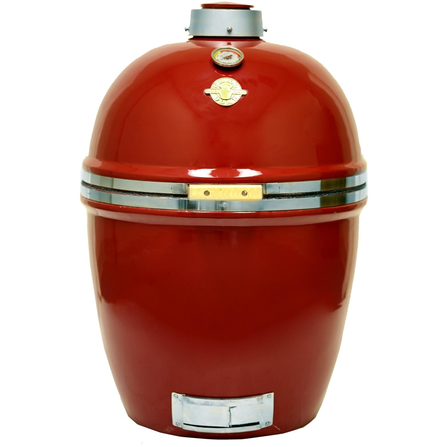 Grill Dome Infinity Series Large Kamado Grill - Red, Discount ID GDL-RD