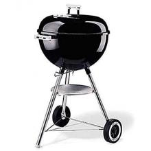 Not Available - Weber One-Touch Silver Charcoal Grill in Black