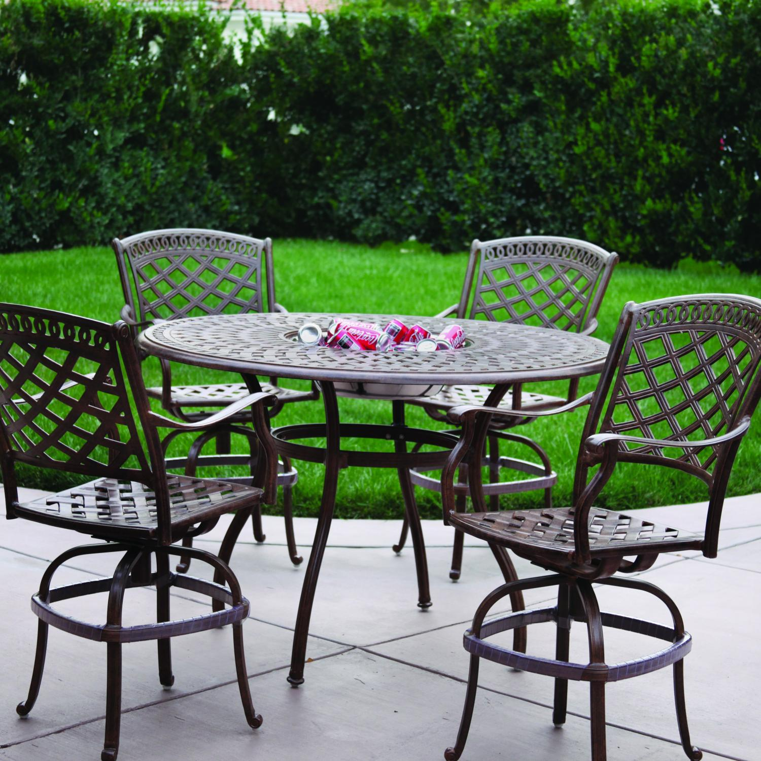 Cheap patio dining sets patio design ideas for Affordable outdoor dining sets