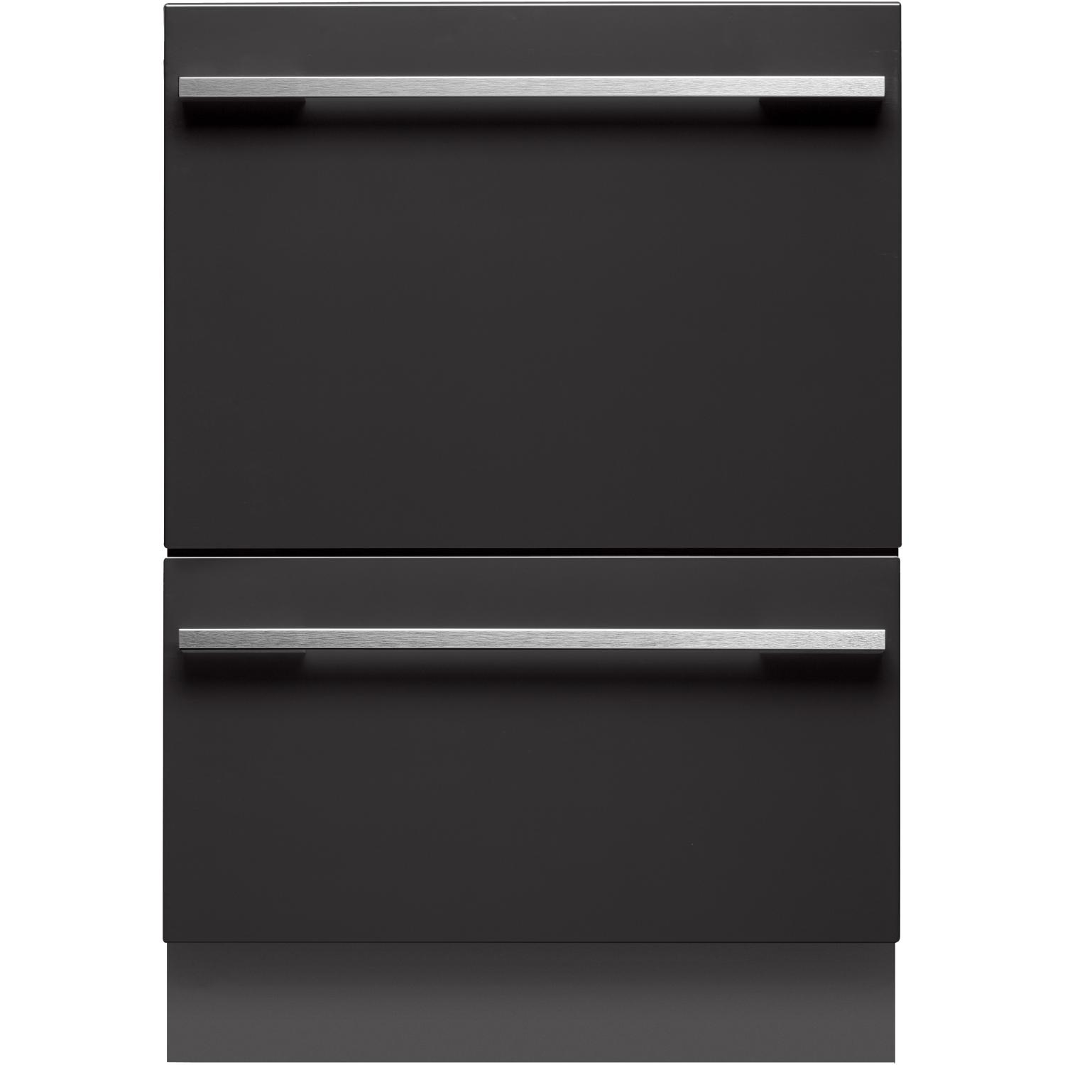 Fisher Paykel DD24DHTI7 Double DishDrawer Tall With Water Softener - Integrated