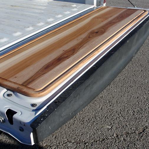 Bed Wood EZ 52-Inch Butcher Block For Fleetside / Widebed / Full Sized Trucks