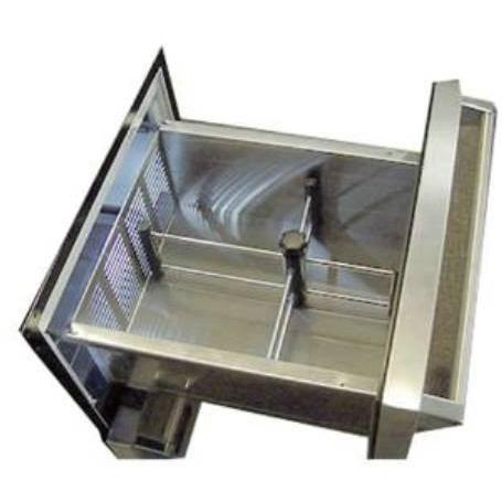 Marvel Stainless Steel Drawer Divider For 60RDE Upper Drawer