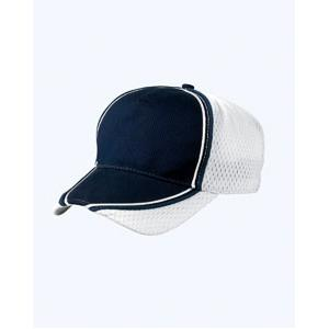 Champion Athletic Mesh Cap - Navy/White