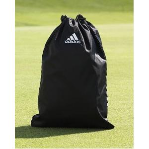 Adidas Golf University Drawstring Shoe Bag - Black