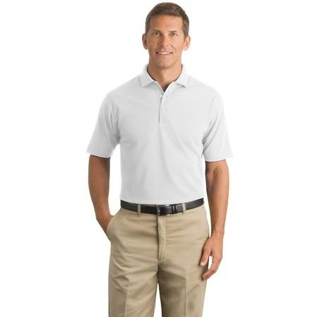 CornerStone Industrial Pique Polo 2XL - White
