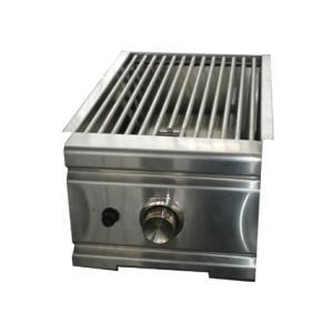Sole Gourmet Natural Gas Built-In Infrared Side Burner
