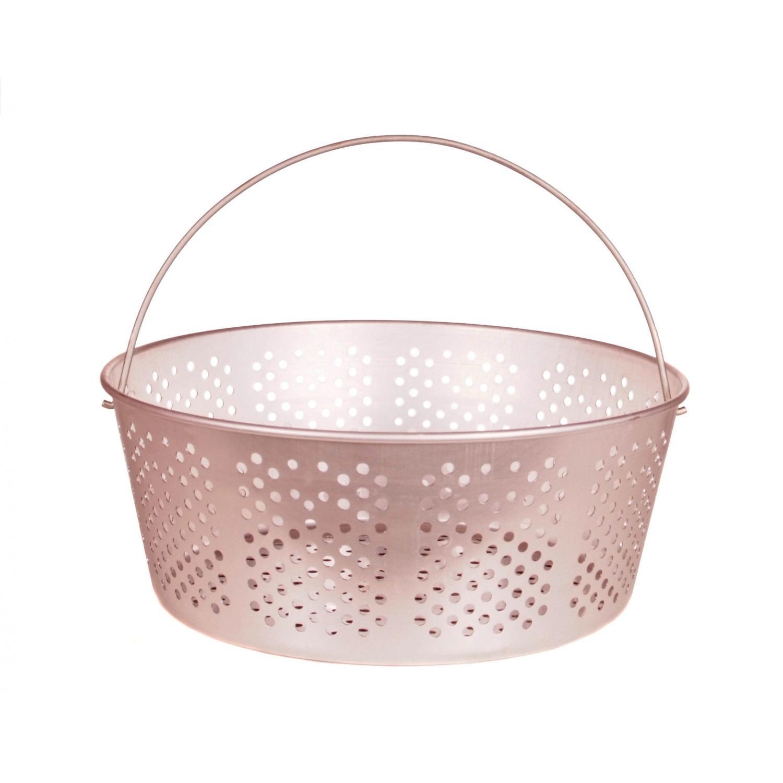 Cajun Cookware Baskets 20 Quart Aluminum Fry Basket