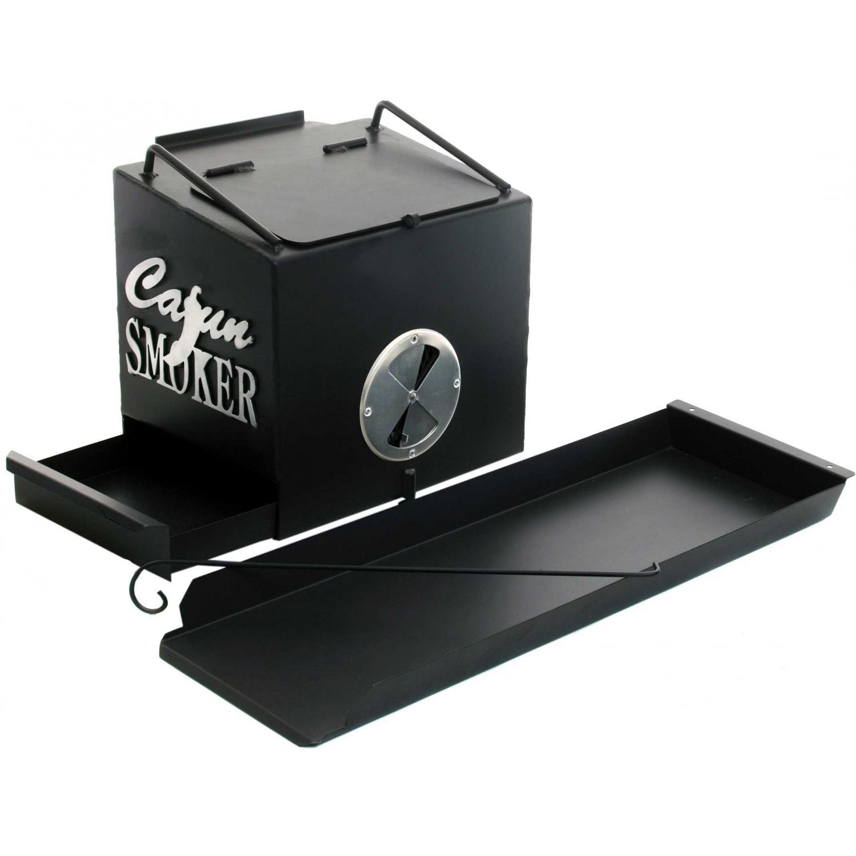 Cajun Grill Super Bbq Grill Smoker Box