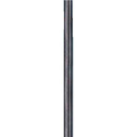 Gaslite America P110 10 Foot Black Steel 3 Inch Gas Light Post