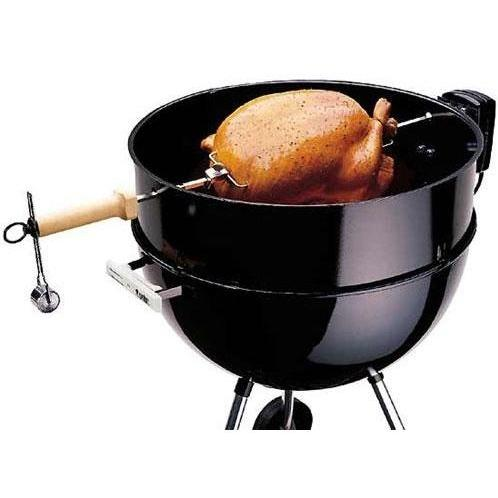 Weber 2290 Rotisserie For 22-1/2 Inch Charcoal Kettle Grills 979