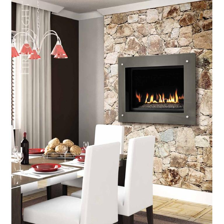 Napoleon GD36MN Manhattan Clean Face Direct Vent Natural Gas Fireplace