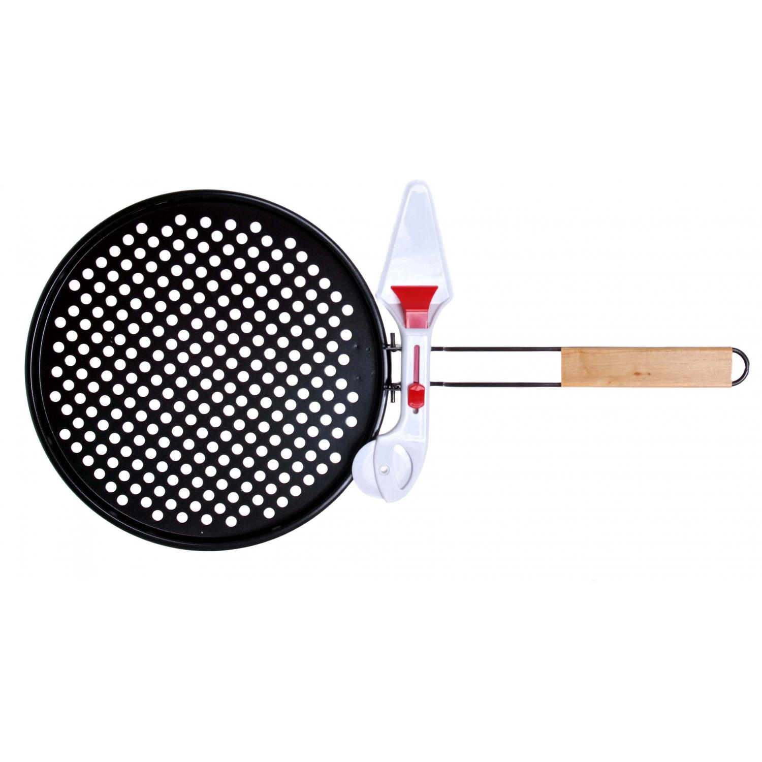 Non Stick Pizza Grill Pan