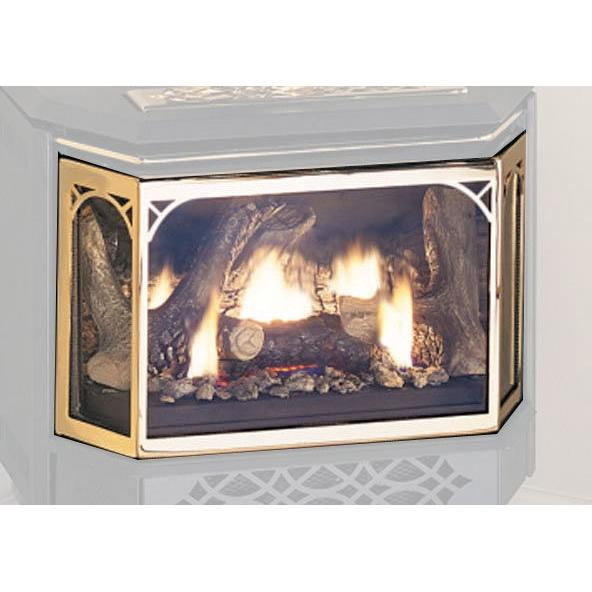 Napoleon GS3281G Pellet Stove Door - Gold Plated