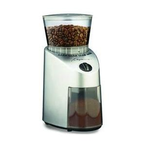 Capresso - Infinity Conical Burr Coffee Grinder - Stainless