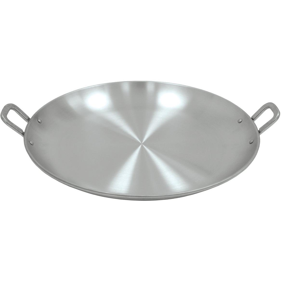 Bayou Classic 16-Inch Aluminum Paella Pan - 8538