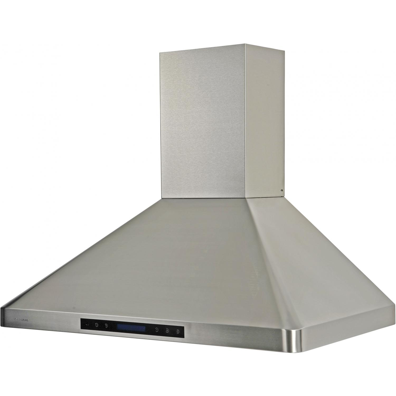 Cavaliere AirPRO 238 Professional Series 36-Inch 900 CFM Wall Mounted Range Hood - AP238-PS31-36