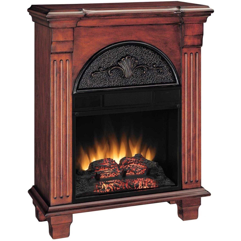 ClassicFlame 18PF338-M215 Regent Electric Fireplace - Antique Mahogany