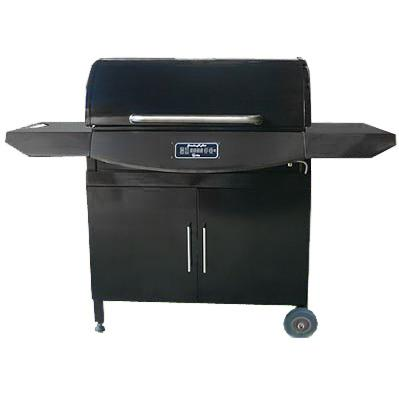 Smoke-N-Hot Supreme 32-Inch Pellet Grill - Black SNH-SUPREME2-PC 2908602